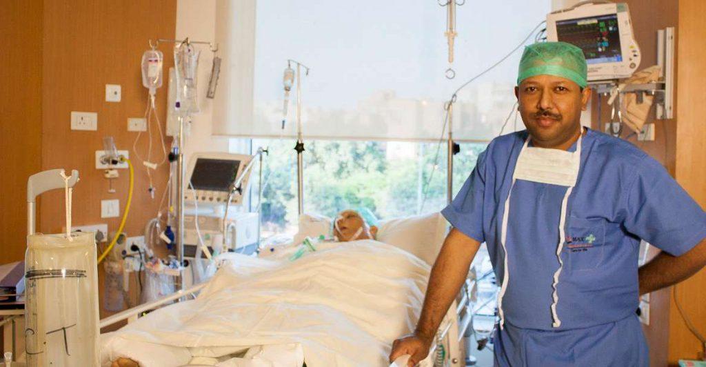 Cardiac surgeon in Delhi