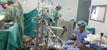 Bypass surgery is the most common type of heart surgery with more than 20,000 procedures performed each year in India.