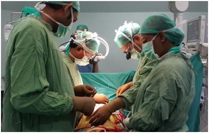 Coronary Artery Bypass Surgery (CABG) 5